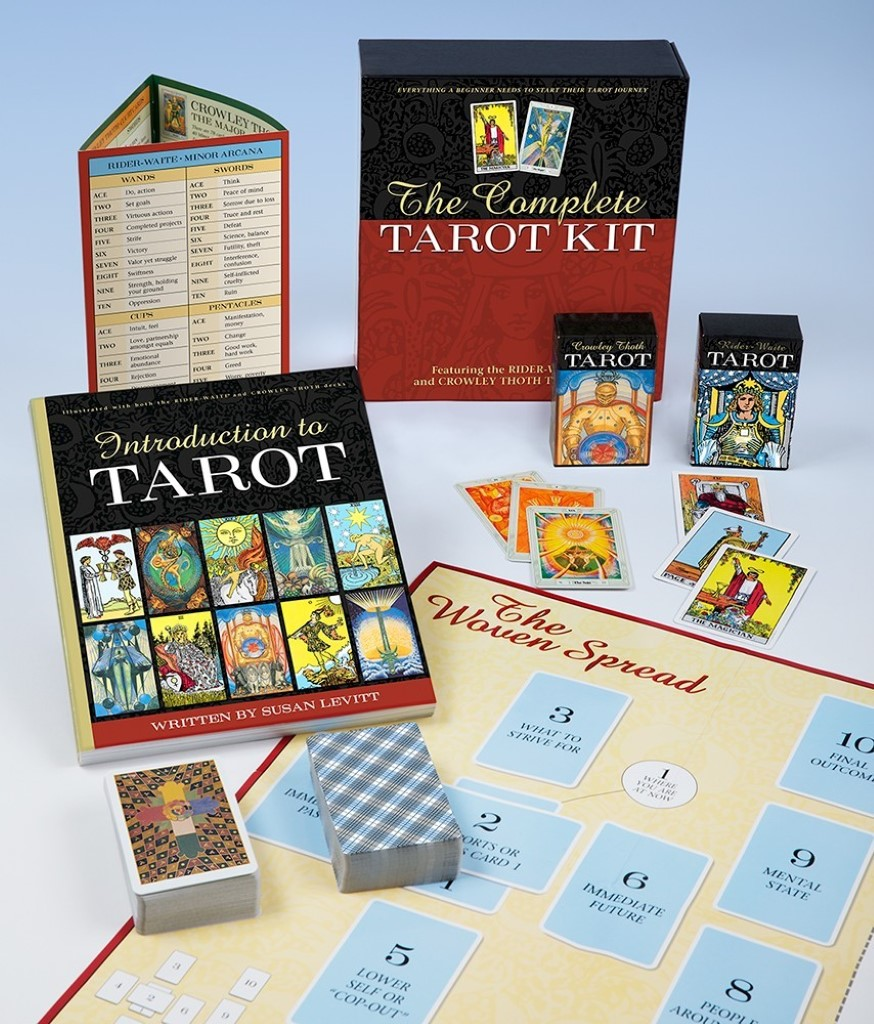 US Games Systems The Complete Tarot Kit