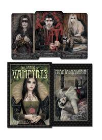 Llewellyn Tarot of Vampyres, Set