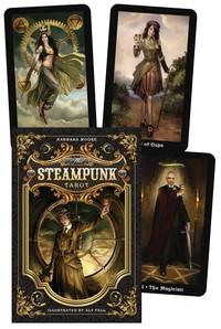 Llewellyn Steampunk Tarot, Set