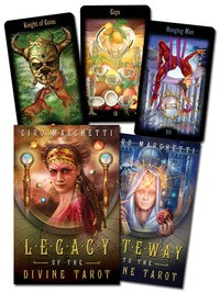 Llewellyn Legacy of the Divine Tarot, Set
