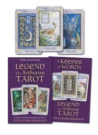 Llewellyn Legend, The Arthurian Tarot, Set