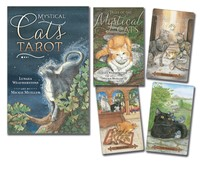 Llewellyn Mystical Cats Tarot, kit