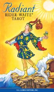 US Games Systems Radiant Rider Waite Tarot