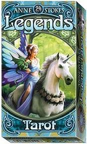 Fournier Anne Stokes Legends Tarot