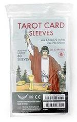 Lo Scarabeo Protective Tarot Sleeves - Kortfickor