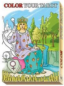 Lo Scarabeo Color Your Tarot