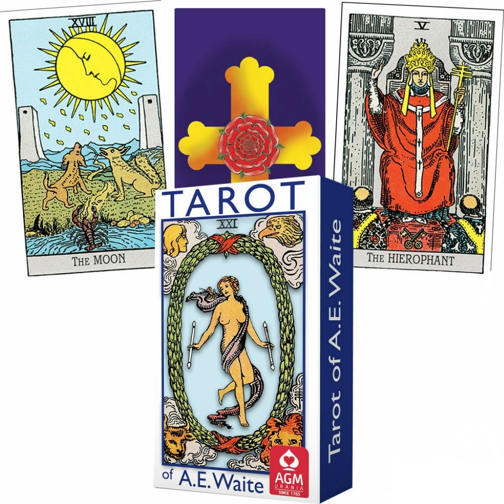 AGM Tarot of A.E. Waite - Mini