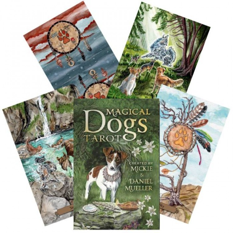 Llewellyn Magical Dogs Tarot