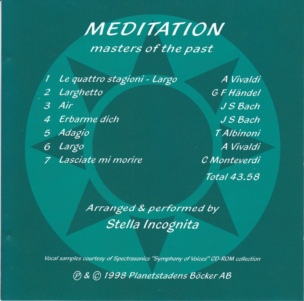 eKnallen Meditation - Masters of the past