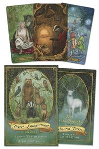 Llewellyn Forest of Enchantment Tarot